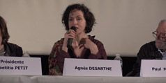 Débat suite à l'intervention d'Agnès Desarthe